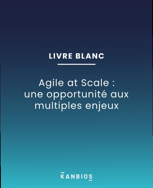 Agile at scale : une opportunité aux multiples enjeux